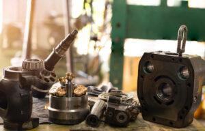 Optimize Spare Machine Parts