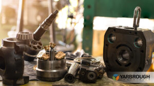 What Type of Hydraulic Parts Should You Keep On Hand?